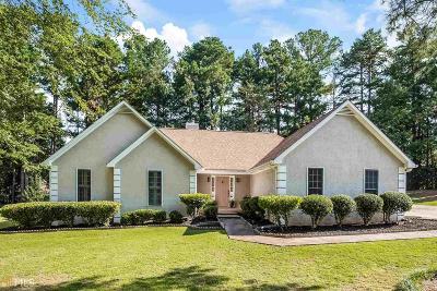 Jonesboro Single Family Home New: 1286 Grindenwald Dr