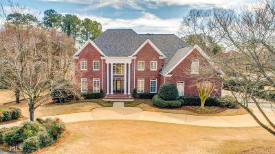 Marietta, Roswell Single Family Home For Sale: 45 Gateside Pl