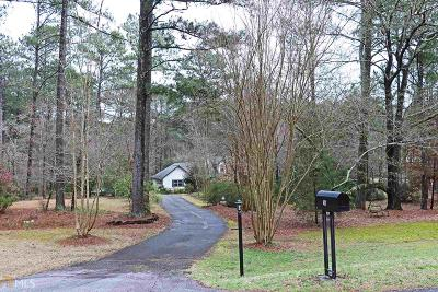 Mcdonough Single Family Home New: 411 Turner Rd