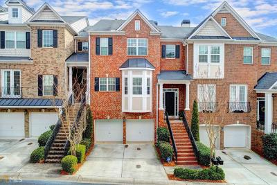 Atlanta Condo/Townhouse New: 1605 Rivergreen Ct #20