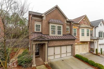 Alpharetta Condo/Townhouse New: 121 Nottaway Lane #6