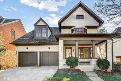 Cumming Single Family Home For Sale: 6880 Bucks Rd