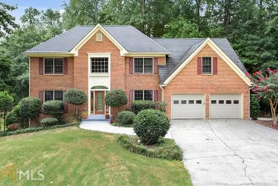 Buford Single Family Home New: 3301 Haddon Hall Drive