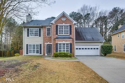 Lawrenceville Single Family Home New: 1628 Pinder Point Drive