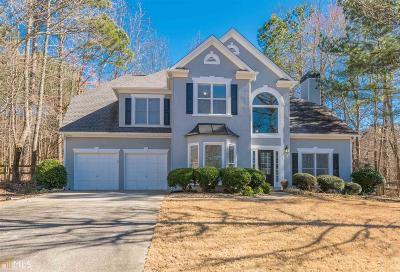 Alpharetta Single Family Home New: 225 Rose Meadow Lane