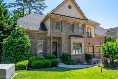 Roswell Single Family Home For Sale: 170 Lullwater Ct
