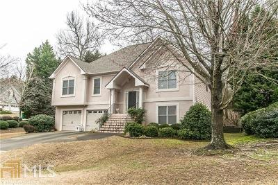 Smyrna Single Family Home New: 2302 Woodcrest Drive SE