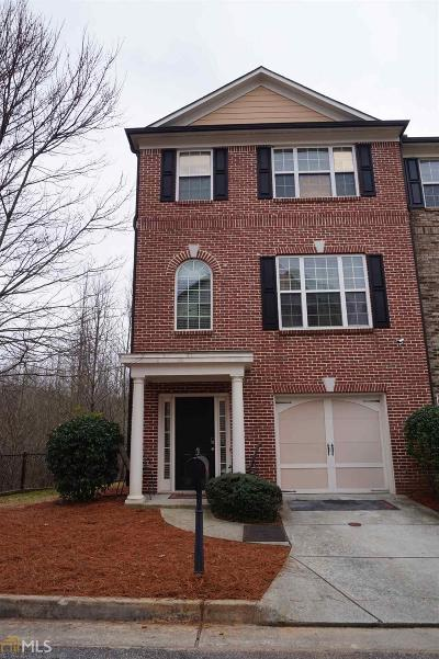 Buford Condo/Townhouse Under Contract: 1815 Appaloosa Mill Ct