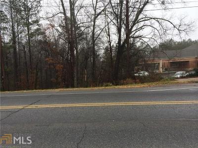 Canton, Woodstock, Cartersville, Alpharetta Commercial For Sale: 3477 Marietta Hwy
