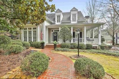 Peachtree City Single Family Home New: 127 North Cove Dr