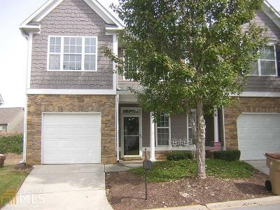 Hall County Condo/Townhouse New: 6616 Splashwater Drive