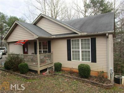 Lumpkin County Single Family Home New: 387 Mountain Laurel