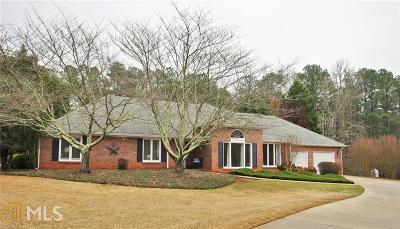 Douglasville Single Family Home New: 5280 Pamela Drive