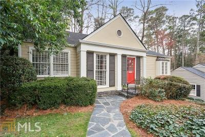 Collier Hills Single Family Home For Sale: 2011 Dellwood Dr