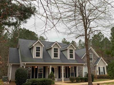 Senoia Single Family Home Under Contract: 323 Meadows Dr