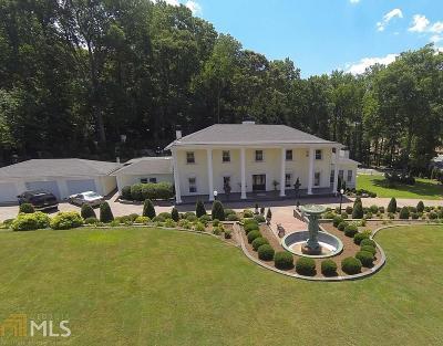 Roswell, Sandy Springs Single Family Home For Sale: 5995 Riverside Dr