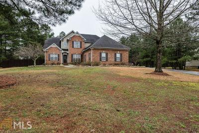 Cartersville Single Family Home New: 13 Clubhouse Court NW