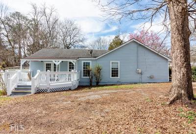 Atlanta Single Family Home New: 733 Hobart Ave