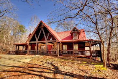 Ellijay Single Family Home New: 11 Opaque Way