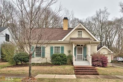 Madison Single Family Home For Sale: 506 Candler Ln