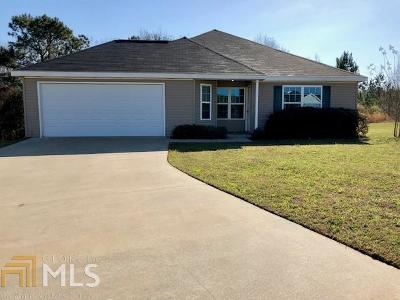 Statesboro Single Family Home For Sale: 208 N Bridgeport Dr