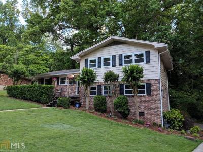 Atlanta Single Family Home New: 2570 Dering Ct