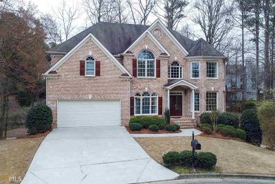 Johns Creek Single Family Home New: 10965 Abbotts Station Drive