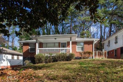 Atlanta Single Family Home New: 155 Holly Rd