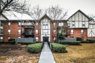 Sandy Springs Condo/Townhouse New: 6851 Roswell Road #K3