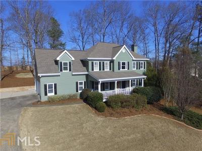 Woodstock Single Family Home New: 411 Lovinggood Landing Drive