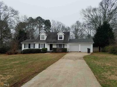 Barnesville Single Family Home New: 356 Redbud Drive