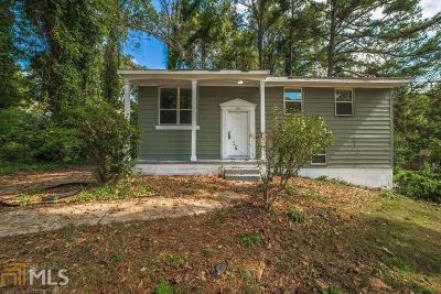 Decatur Single Family Home New: 2898 Battle Forrest