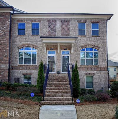 Atlanta Condo/Townhouse New: 7405 Glisten Avenue
