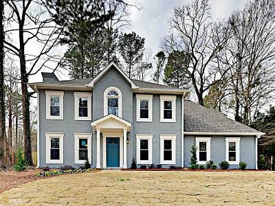 Peachtree City Single Family Home New: 513 Pinegate Rd