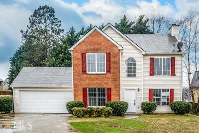 Acworth Single Family Home New: 4505 Lexford Court NW