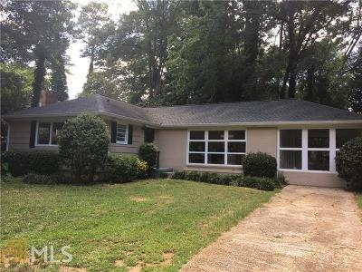 Atlanta Single Family Home New: 4260 Rickenbacker Way