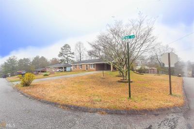 Douglasville Single Family Home New: 2427 Brit Lane