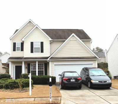 Lawrenceville Single Family Home New: 878 Clairidge Elm Trl