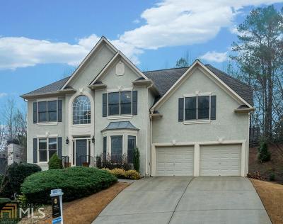 Woodstock Single Family Home New: 807 Hillcrest Lane
