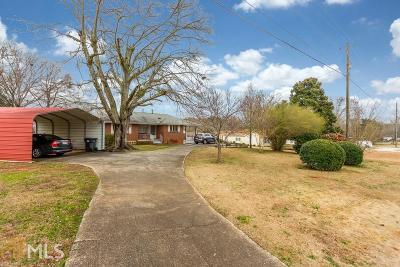 Covington Single Family Home New: 5656 Salem Road