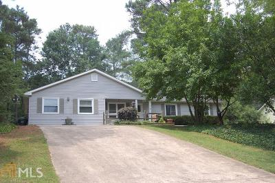 Lawrenceville Single Family Home New: 2366 Pine Stream Ct