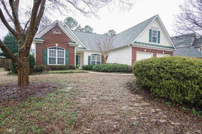 Dacula Single Family Home New: 480 Gran Heritage Way