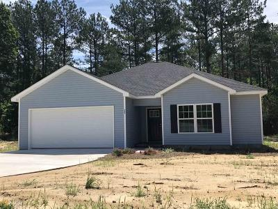 Statesboro Single Family Home For Sale: 806 Bay Tree Ln #Lot 21
