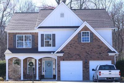 Loganville Single Family Home New: 3521 Preserve Wood Lane