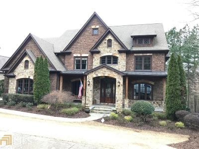 Cumming Single Family Home Under Contract: 2595 Hermitage Drive