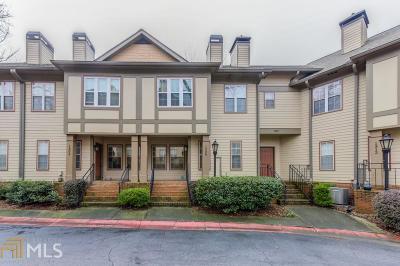 Atlanta Condo/Townhouse New: 1308 Stillwood Chase NE