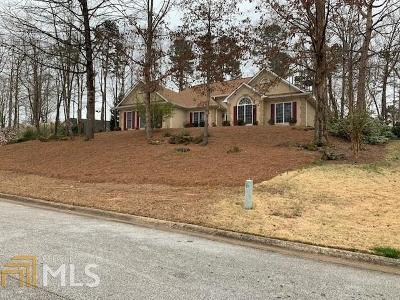 Peachtree City Single Family Home New: 412 Baneberry Bend