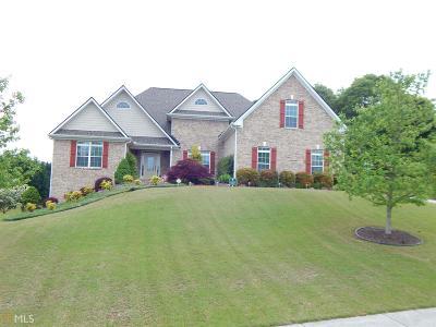 Loganville Single Family Home New: 500 Sandy Cove Drive