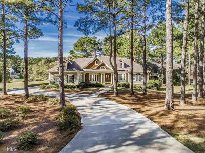 Greensboro, Eatonton Single Family Home Under Contract: 102 Indian Trl #34
