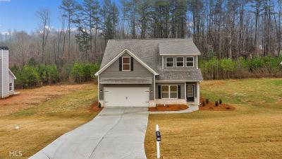 Hall County Single Family Home New: 5939 Waterton